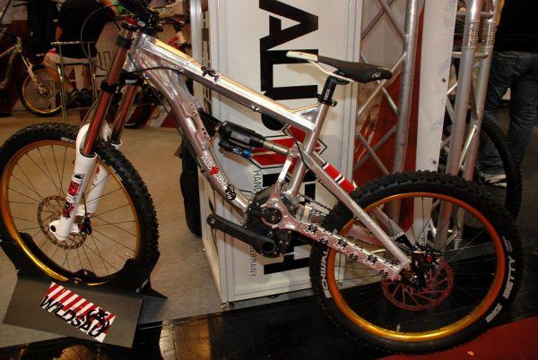 Alutech - Eurobike 2008