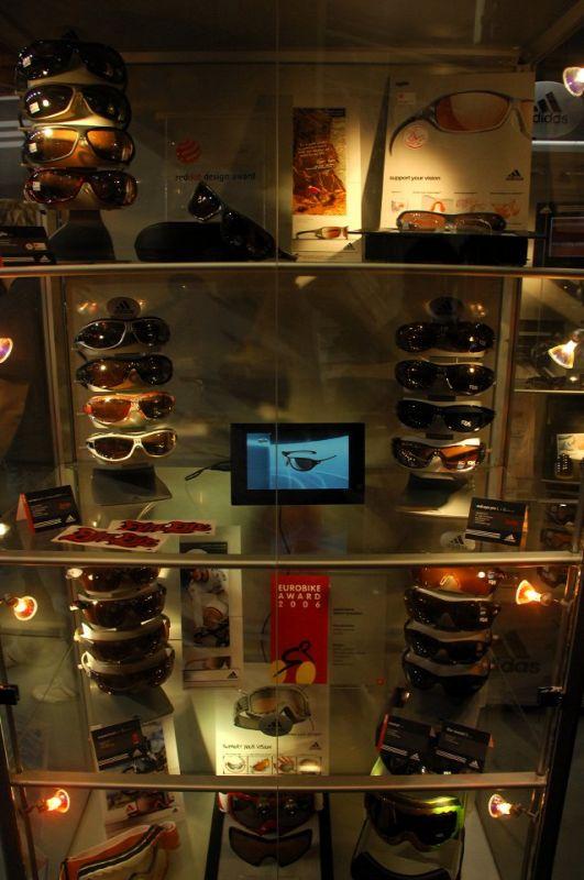 Adidas - Eurobike 2008