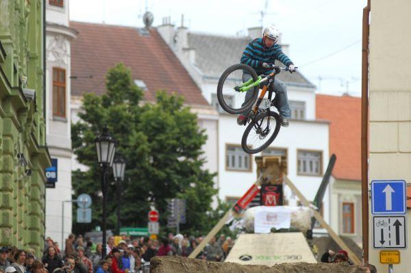 XBox 360 Slopestyle Písek '08 - Tomáš Marek