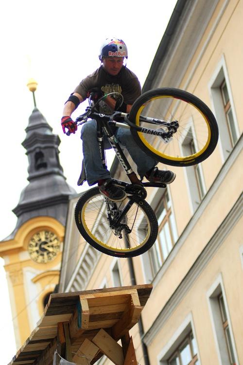 XBox 360 Slopestyle Písek '08 - Michal Maroši