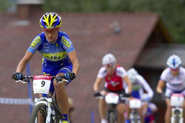Nissan UCI MTB World Cup XC #9 - Schladming 14.9. 2008 - Kateřina Nash