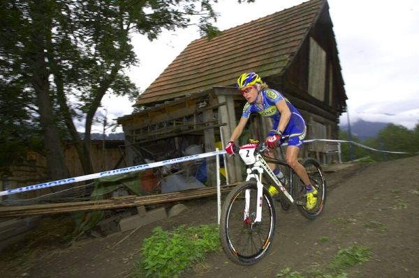 Nissan UCI MTB World Cup XC #9 - Schladming 14.9. 2008 - Catherine Pendrel