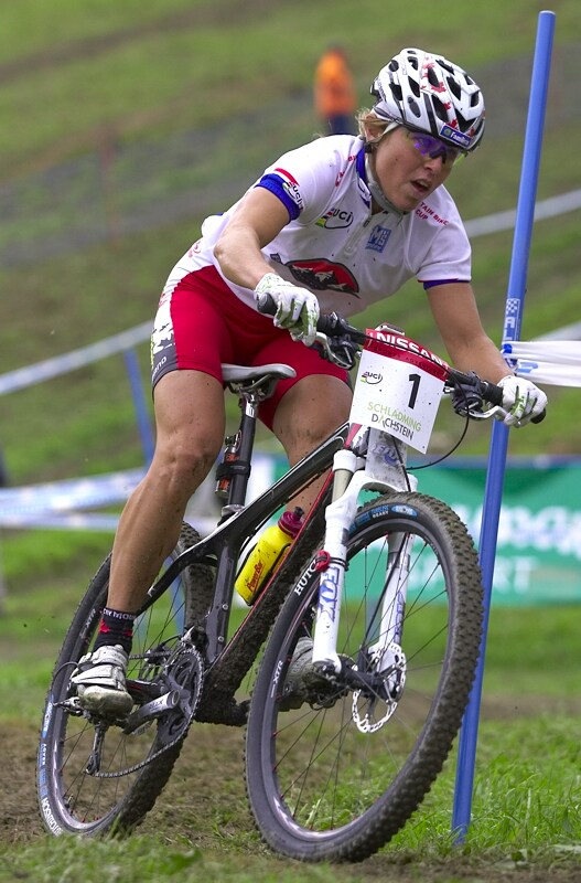 Nissan UCI MTB World Cup XC #9 - Schladming 14.9. 2008 - Marie Helene Premont