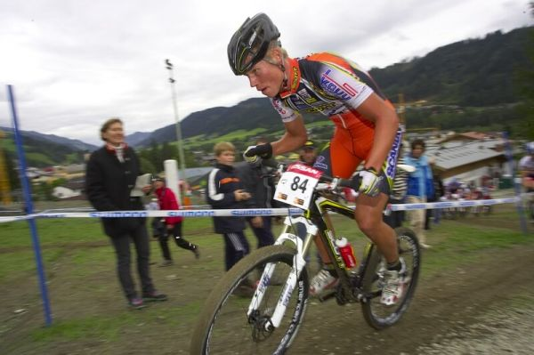 Nissan UCI MTB World Cup XC #9 - Schladming 14.9. 2008 - Filip Eberl