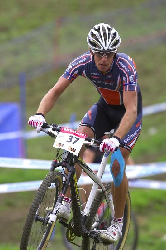 Nissan UCI MTB World Cup XC #9 - Schladming 14.9. 2008 - Thomas Frischknecht