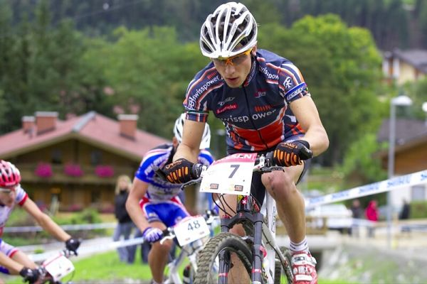 Nissan UCI MTB World Cup XC #9 - Schladming 14.9. 2008 - Nino Schurter