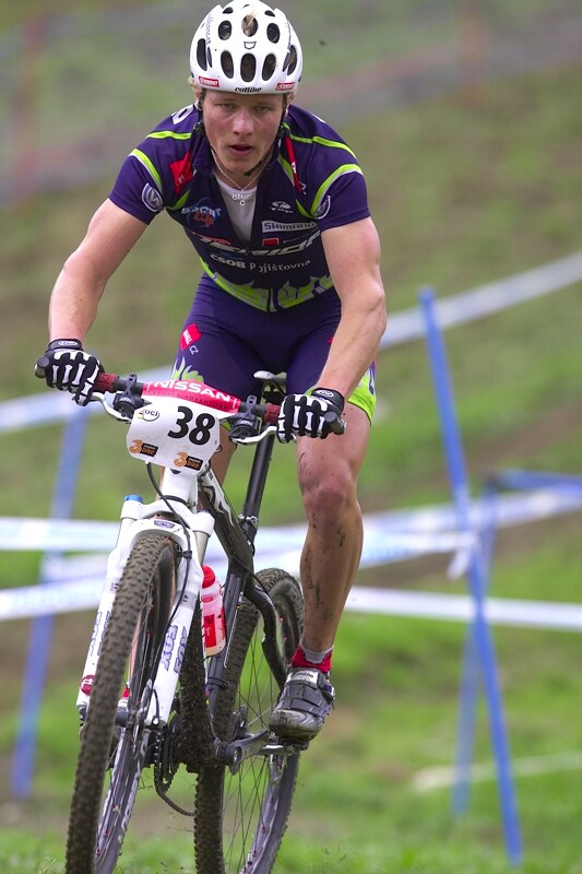 Nissan UCI MTB World Cup XC #9 - Schladming 14.9. 2008 - Ji�� Friedl