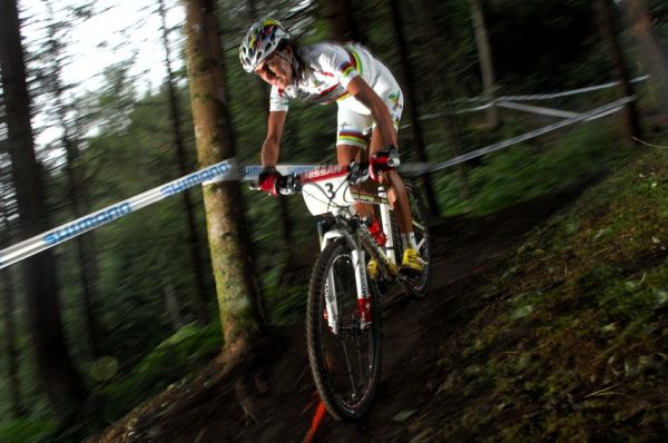 SP XC #9 Schladming 2008 - Marga Fullana