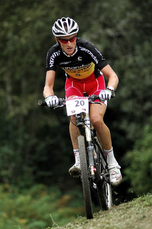 SP XC #9 Schladming 2008 - Roel Paulissen