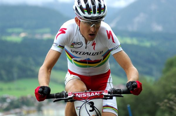 SP XC #9 Schladming 2008 - Christoph Sauser