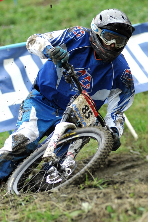 SP DH #7 Schladming 2008 - Simon Charvát