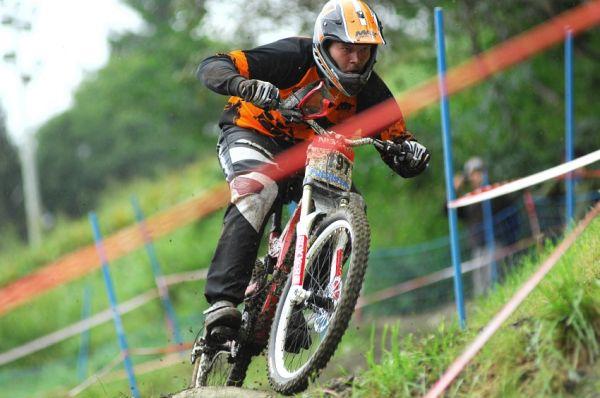SP DH #7 Schladming 2008 - Jiří Plaček