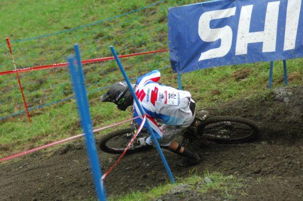 SP DH #7 Schladming 2008 - Kamil Tatarkovič