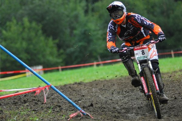 SP DH #7 Schladming 2008 - Helen Gaskell