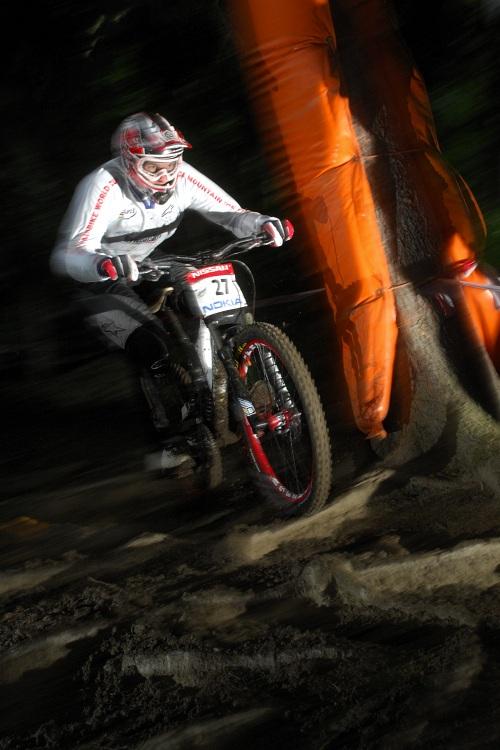 SP DH #7 Schladming 2008 - Greg Minnaar