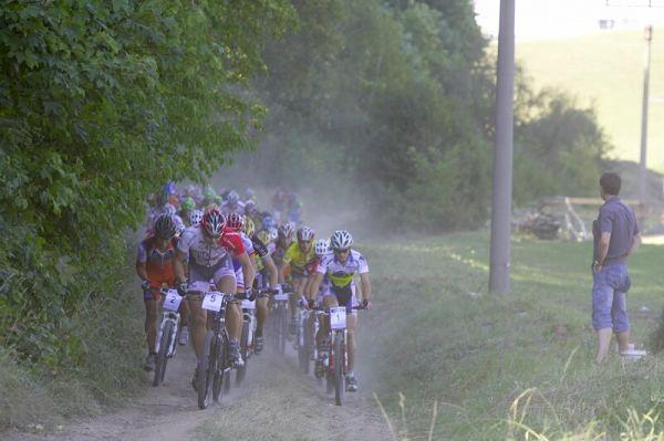 Rock Machine XC Cup #5 - Kuřim 6.9. 2008 - start elity