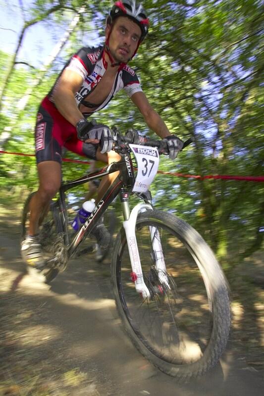 Rock Machine XC Cup #5 - Kuřim 6.9. 2008 - Stanislav Hejduk