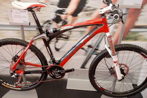 Focus - Eurobike 2008