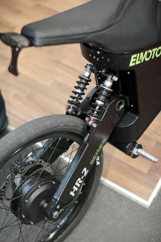 El Moto - Eurobike 2008