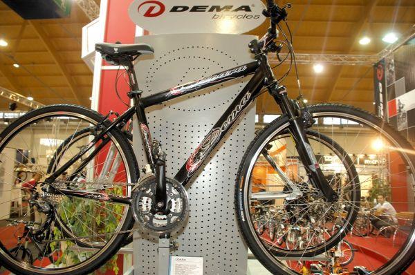 Dema - Eurobike 2008