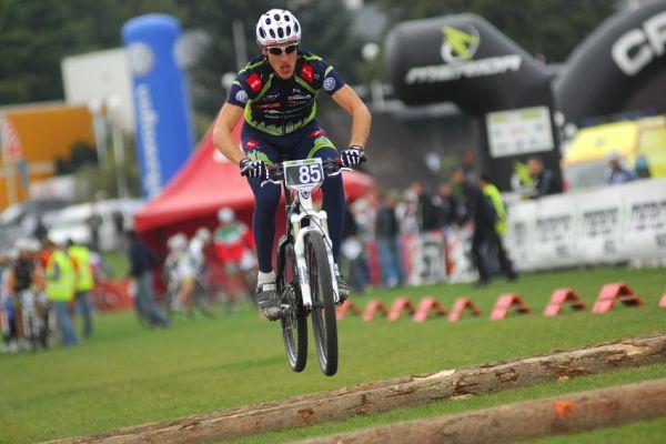 Merida Bike Vysočina '08 - sprint - Milan Spěšný