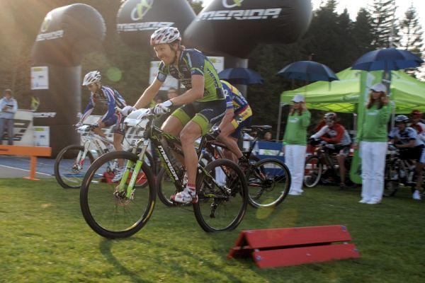 Merida Bike Vysočina '08 - sprint: Naef měl nejlepší starty