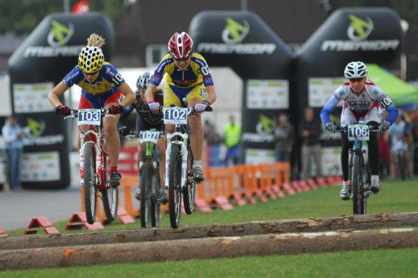Merida Bike Vysočina '08 - sprint: ženské semifinále