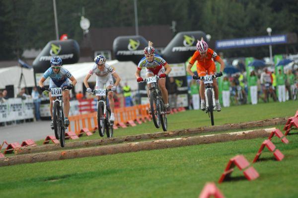 Merida Bike Vysočina '08 - sprint: druhé ženské semifinále
