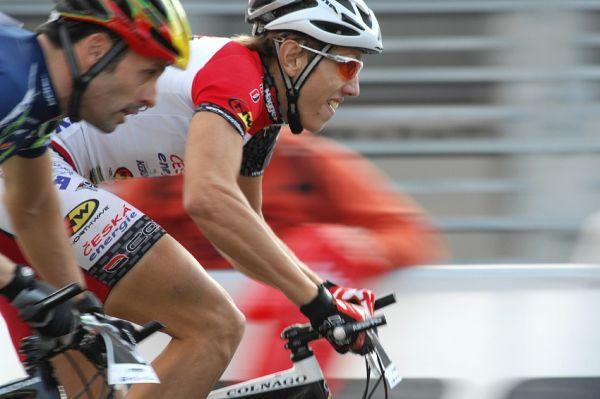 Merida Bike Vysočina '08 - sprint: Plesník ve sprinterském souboji s Hermidou o finále