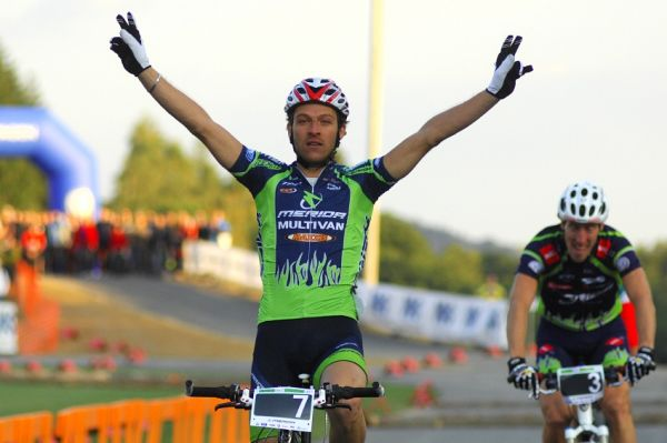 Merida Bike Vysočina '08 - sprint: Ralph Naef