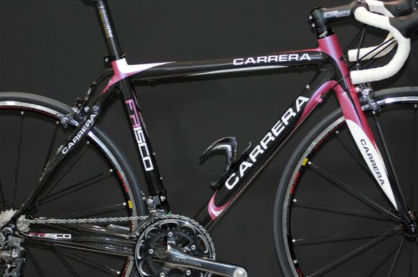 Carrera - Eurobike 2008