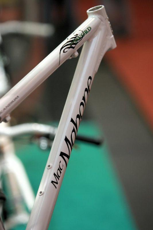 Mac Mahone - Eurobike 2008
