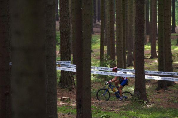 Merida Bike Vysočina, Nové Město na Moravě 28.9. 2008