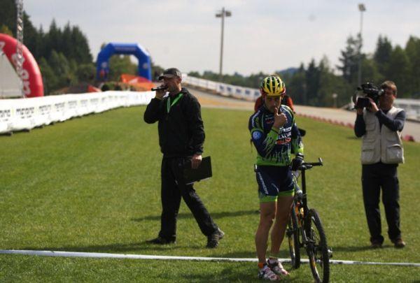 Merida Bike Vysočina, Nové Město na Moravě 28.9. 2008 - Mr. Džejej # 1
