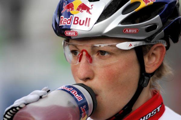 Merida Bike Vysočína '08 - XC: Lizi Osl na startu