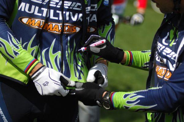 Merida Bike Vysočína '08 - XC: Ralph: José, podepíšeš se mi?!