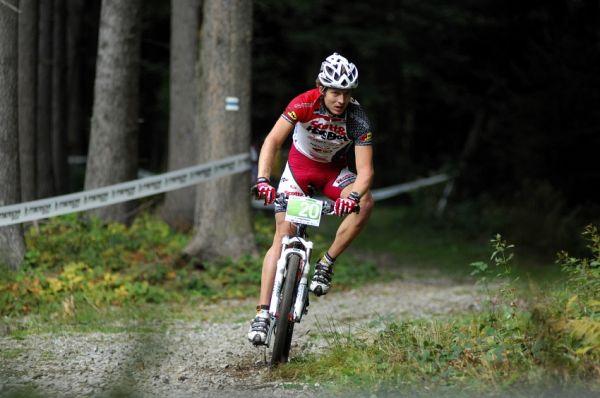 Merida Bike Vysočína '08 - XC: Kristián Hynek
