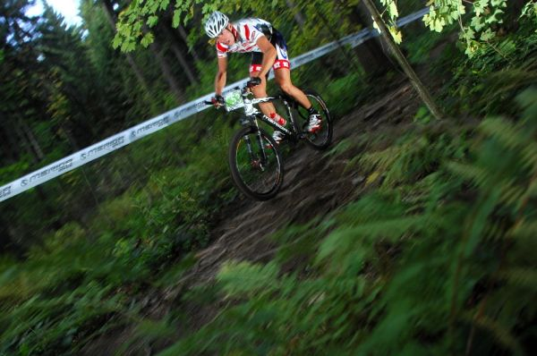 Merida Bike Vysočína '08 - XC: Michal Bubílek