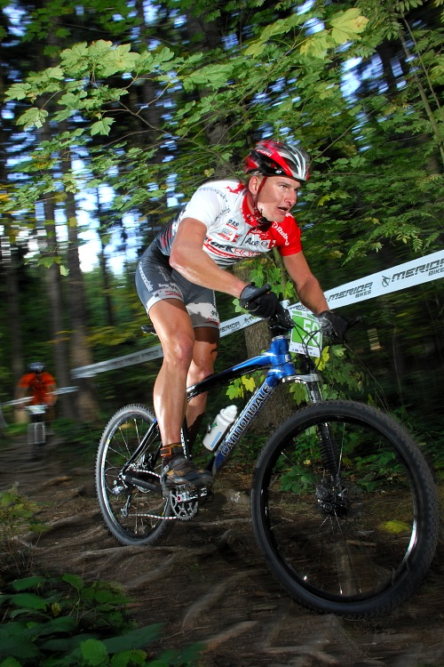 Merida Bike Vyso��na '08 - XC: Pavel Boudn�