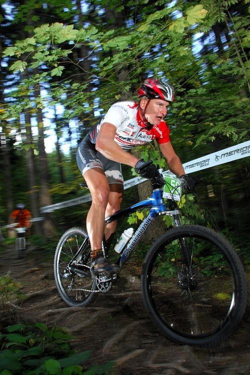 Merida Bike Vysočína '08 - XC: Pavel Boudný