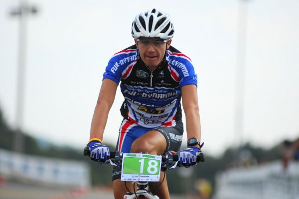 Merida Bike Vyso��na '08 - XC: Tony Longo t�et�