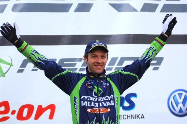 Merida Bike Vysočína '08 - XC: Ralph Naef podruhé za víkend na nejvyšším stupínku