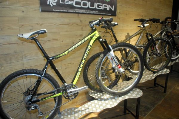 Lee Cougan - Eurobike 2008