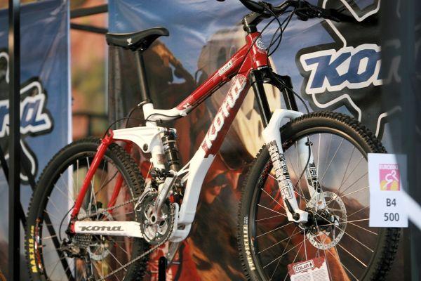 Kona - Eurobike 2008