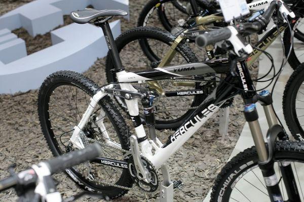 Hercules - Eurobike 2008