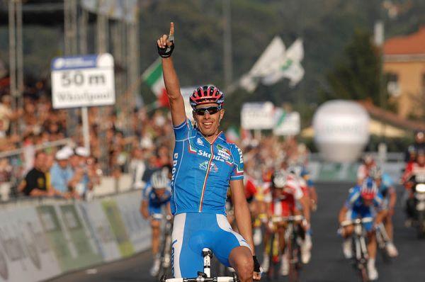 Mistrovství světa na silnici 2008, Varese/ITA - Alessandro Ballan, foto: Frank Bodenmüller/MTBSector.com