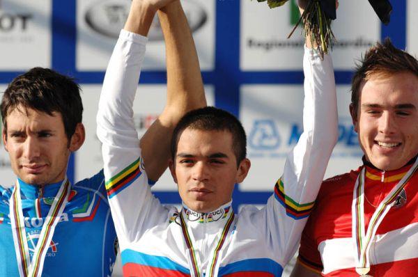 Mistrovství světa na silnici 2008, Varese/ITA - U23, foto: Frank Bodenmüller/MTBSector.com