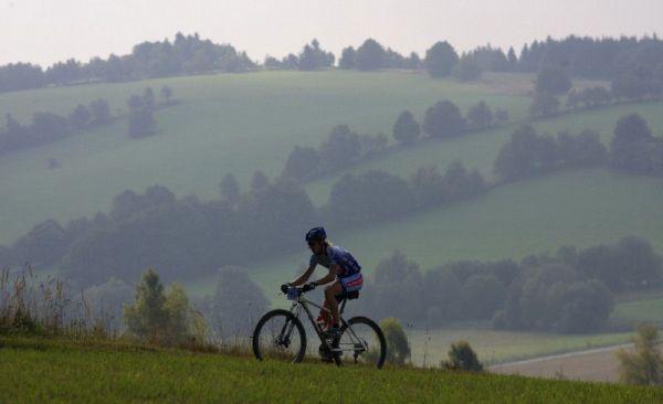Merida Bike Vyso�ina - maraton 27.9. 2008 - Pavel Zerzan