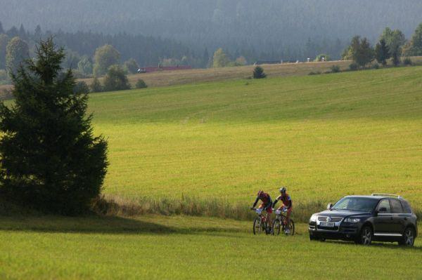 Merida Bike Vysočina - maraton 27.9. 2008