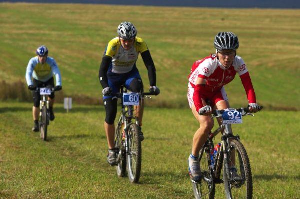 Merida Bike Vysočina - maraton 27.9. 2008 - Petra Kottová